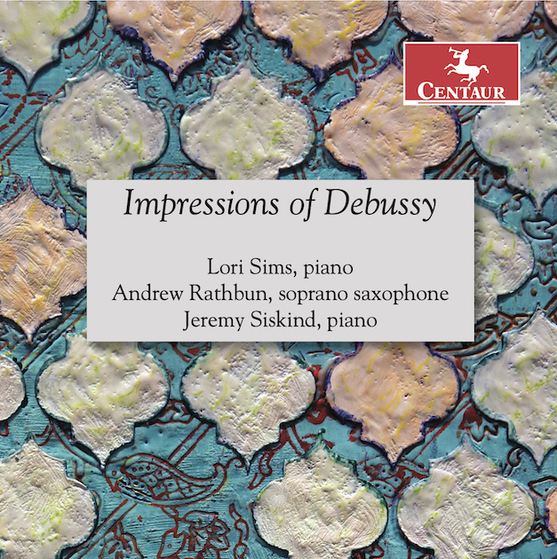 New Recording – Impressions of Debussy MAY 15